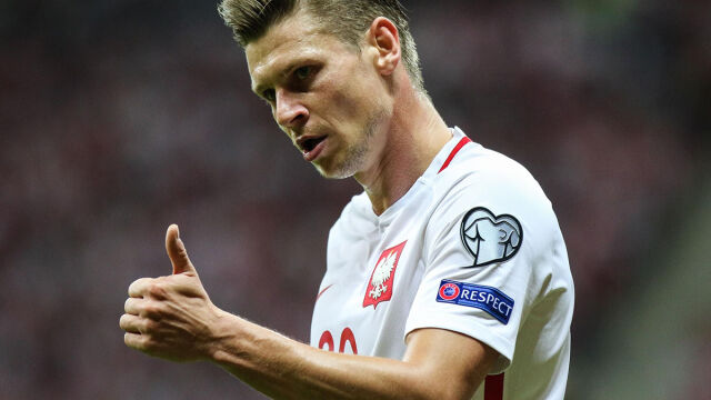 Łukasz Piszczek ends his international career with a game against Slovenia, his 66th cap