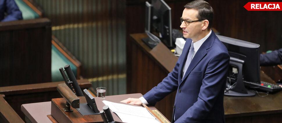 Premier: zmieńmy razem Konstytucję RP