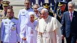 Papież Franciszek zaczyna swoją pielgrzymkę po Azji w Bangkoku