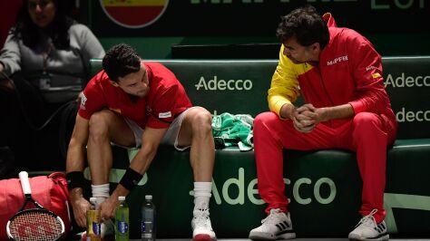 Znowu tragedia w życiu hiszpańskiego tenisisty. Wycofał się z Pucharu Davisa