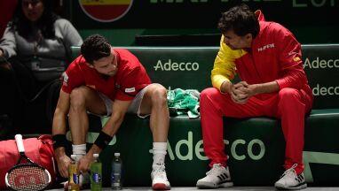 Znowu tragedia w życiu tenisisty. Wycofał się z Pucharu Davisa