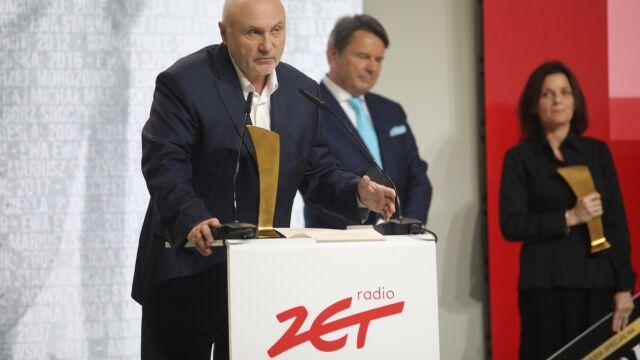 """Adam Pieczyński laureatem Nagrody Specjalnej Radia ZET """"Dziennikarz dekady"""""""