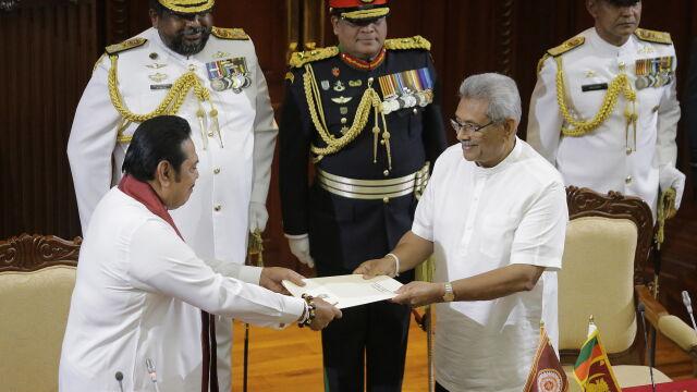 Nowy prezydent wyznaczył na premiera brata, byłego prezydenta