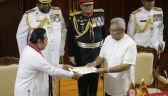 Prezydent Sri Lanki zaprzysiągł swojego brata na premiera