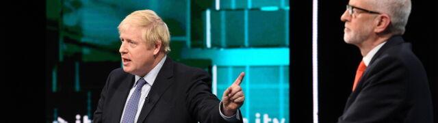 """Wynik starcia Johnsona z Corbynem. """"Frustrująca"""" debata"""