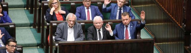 Sejm wybrał sędziów Trybunału Konstytucyjnego