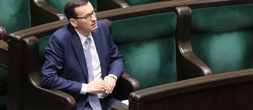 Sprawdzamy dane, o których mówił premier w expose