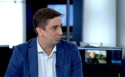 """Jabrzyk o oświadczeniu Andruszkiewicza po reportażu """"Superwizjera"""""""