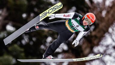 Eisenbichler odpuszcza Lahti.