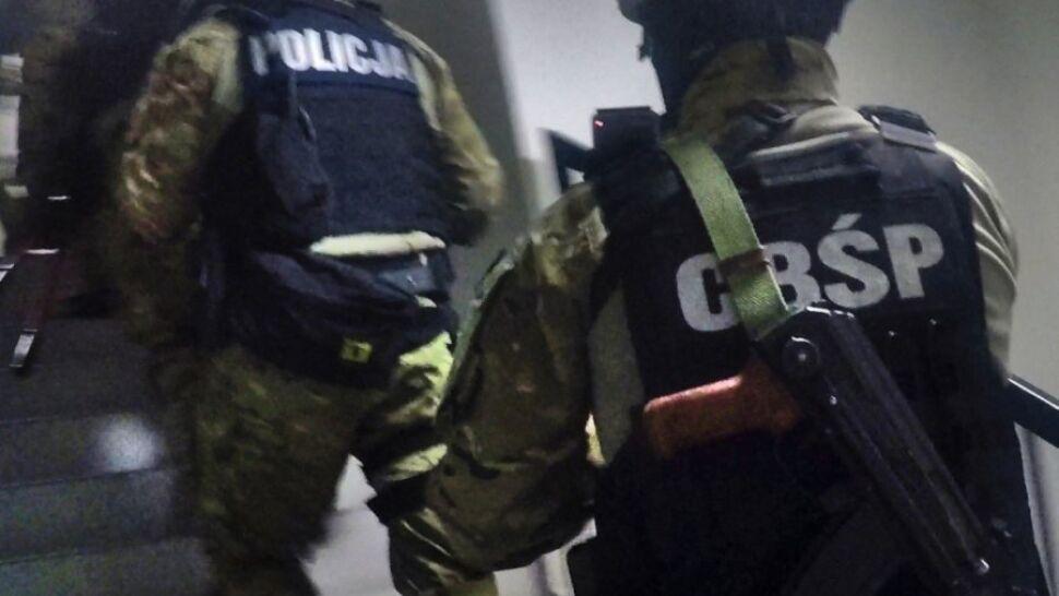 Policjanci zatrzymali 13 kobiet, miały brać udział w prowadzeniu agencji towarzyskich
