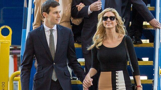 """""""Największa delegacja w historii"""". Wśród gości Ivanka Trump z mężem"""
