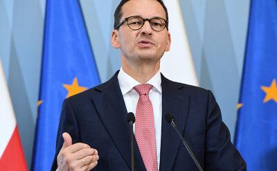 Premier: wiele państw Unii nie respektuje wyroków Trybunału Sprawiedliwości