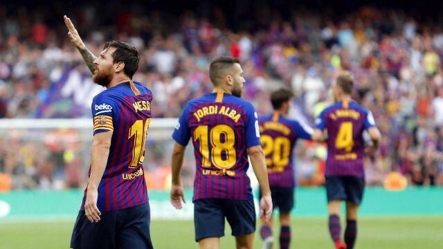Barcelona chce zagrać ligowy mecz w USA. Wystąpiła o zgodę