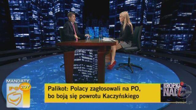 Palikot wchodzi do Sejmu i