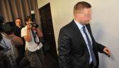 Marcin P. wychodzi z prokuratury