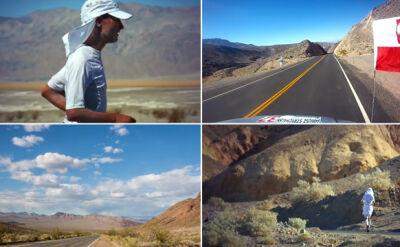 """Darek Strychalski przebiegł morderczy ultramaraton. """"40 km przed metą złapał mnie potężny kryzys"""""""