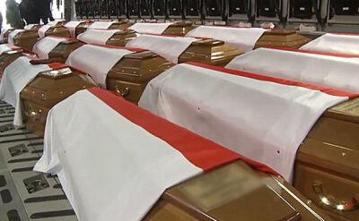 Będą jeszcze dwie ekshumacje