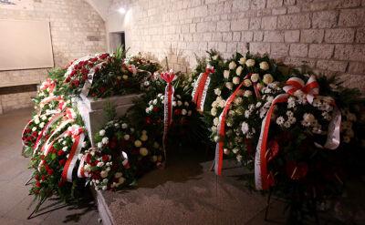 Ponowny pogrzeb Lecha i Marii Kaczyńskich