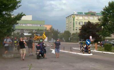 W kopalni Murcki-Staszic doszło do silnego wstrząsu. Trzej górnicy nie żyją