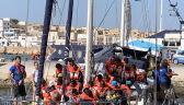 Spór wokół żaglowca z migrantami
