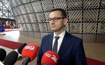 Morawiecki: nie będą to łatwe rozmowy