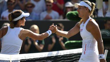 Sensacja na Wimbledonie. Obrończyni tytułu poza turniejem