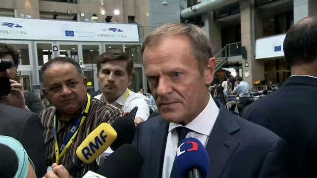Tusk: skład nowej Komisji wzmocni ją w staraniach o reguły rządów prawa