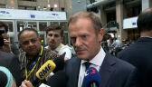 Donald Tusk o obsadzie Komisji Europejskiej