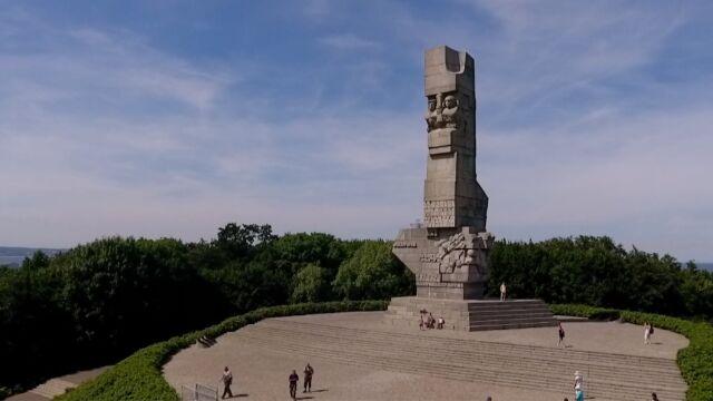 Polityczna wojna o Westerplatte