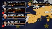 Wybrano najważniejsze stanowiska w Unii Europejskiej