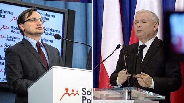 PO złożyła wniosek o Trybunał Stanu dla Ziobry i Kaczyńskiego