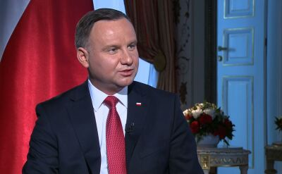 Prezydent: bardzo mocno podniosłem temat wiz w czasie ostatniej wizyty w Waszyngtonie