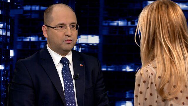 "Adam Bielan w ""Kropce nad i"" o kontaktach prezesa PiS z Jean Claudem Junckerem"