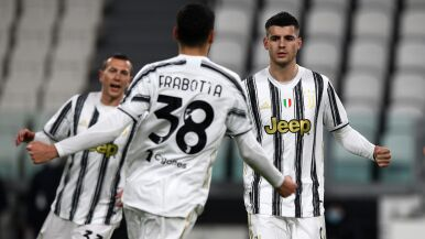 Juventus z pewnym awansem