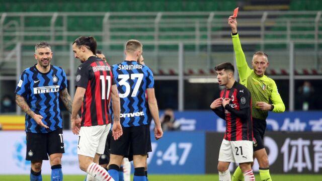 Ibrahimović antybohaterem. Inter z awansem po golu w 97. minucie