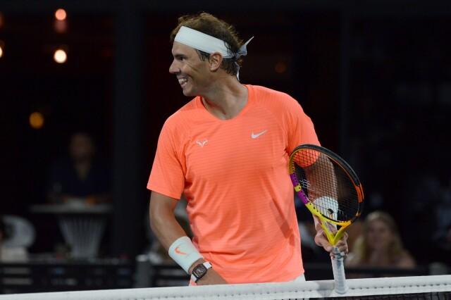 Wysoka forma Nadala przed Australian Open. Thiem był tylko tłem
