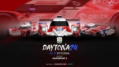 Wyścig Daytona24 z udziałem Roberta Kubicy w weekend na żywo w Eurosporcie 2