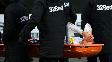 Rooney załamany kontuzją Bielika.