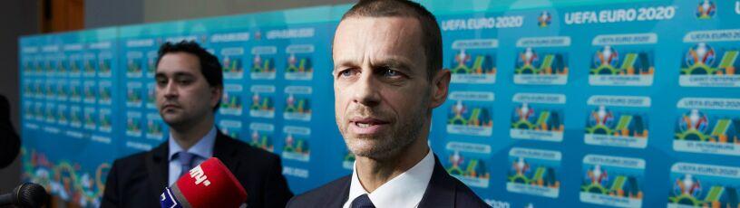 UEFA zdeterminowana, aby Euro odbyło się w 12 krajach