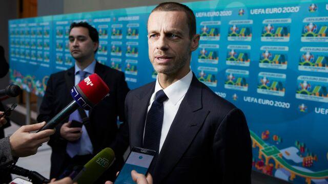 UEFA zdeterminowana, aby turniej odbył się w 12 krajach