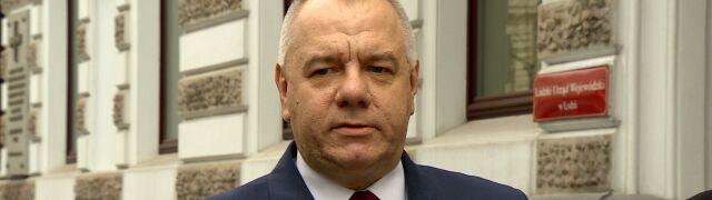 Sasin: Zdanowska nie będzie mogła być prezydentem, nawet jeśli wygra wybory