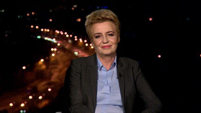 Sztab wyborczy Zdanowskiej złoży zawiadomienie do prokuratury w sprawie wypowiedz Jacka Sasina