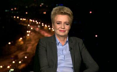 Zdanowska: jeśli mogę kandydować, to mogę objąć urząd prezydenta Łodzi