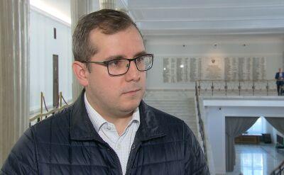 Morawiecki interweniował w sprawie jego pracy? Syn Czarneckiego tłumaczy