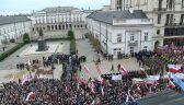 Popołudnie na Krakowskim Przedmieściu