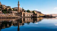 Halfeti, popularny cel weekendowych wypadów Turków