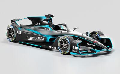 Nowy design, jeszcze więcej emocji. Tak wygląda nowy samochód Formuły E