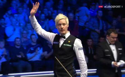 Robertson awansował do finału turnieju World Grand Prix