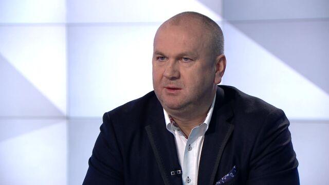 """Paweł Wojtunik w """"Rozmowie Piaseckiego"""""""