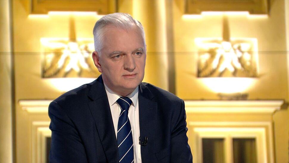 Gowin: ostrzegałem sędziów, że przyjdzie czas na głębsze reformy
